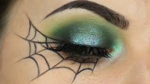spider web eyeliner tutorial you
