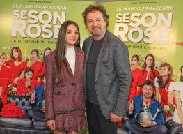 Se Son Rose, Leonardo Pieraccioni alla prima del suo film.