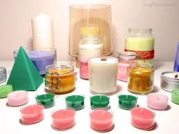 start candle making the plete