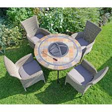 colorado firepit table