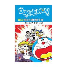 Mã BMHOT hoàn 10% xu đơn 99k] Truyện - Doraemon Truyện Dài Tập 6 ...