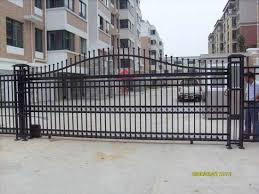 China Steel Sliding Gate Steel Fence Gate Designs China Gate Steel Gate