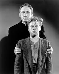 Spencer Tracy & Mickey Rooney | Boys town, Hollywood legends, Old ...