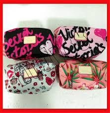 makeup bags pink secret cosmetic bag