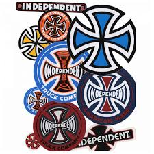 Independent Trucks Trucks 10 Sticker Pack Socal Skateshop