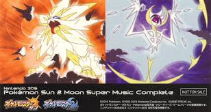Pokemon Sun & Moon Super Music Collection MP3 - Download Pokemon ...