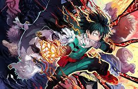 anime hd boku no hero wallpapers
