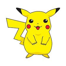 Pokemon Pikachu Vinyl Die Cut Decal Sticker 4 Sizes