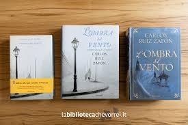 L'ombra del vento di Carlos Ruiz Zafón compie 15 anni - La ...