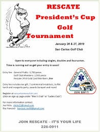 ree president s cup golf tournament