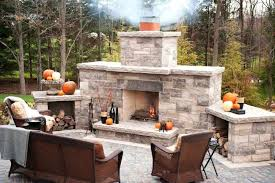 outside fireplace ideas buildsomething co