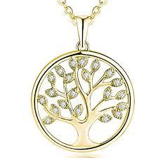 jo wisdom tree of life necklace 925