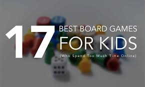 17 Of The Best Board Games For Kids In 2020