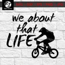 Bmx Svg Racing Svg Bmx Wall Decal Bmx Shirt Bike Svg Etsy