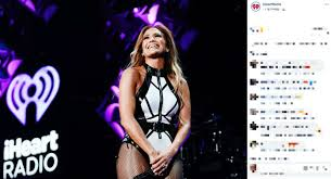 Jennifer Lopez, ballo supersexy ai Corazòn Latino Awards