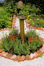 lay brick for edging