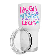 Decals For Women Car Decals For Women Cute Decals Yeti Decals For Women Rtic Cup Decal Funny Decals Decals Yeti Cup Designs Cup Decal Funny Decals