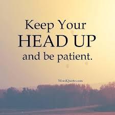 god knows i m trying iamstrong iamkind iamloved head up