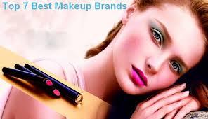 top 7 best makeup brands in the world