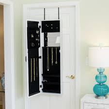 kaniel over the door jewelry armoire