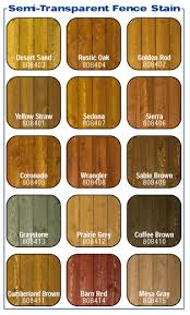 Wood Stain Colors Wood Defender Staining Deck Fence Stain Wood Stain Colors