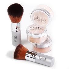 priia essential cover loose mineral