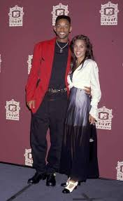 1994 Will and Sheree Smith - 3rd Annual Mtv - 15