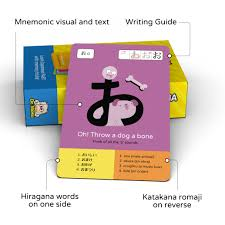 anese hiragana and katakana