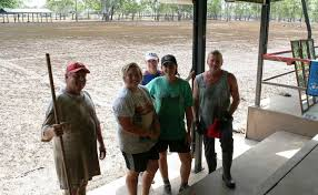 Touch football picks up pieces after being flooded again | Morning Bulletin