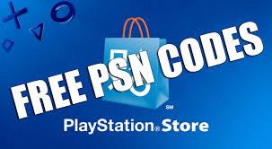 get 100 free psn card codes no survey