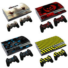 Best Sale 5207b White Carbon Vinyl Skin Sticker Protector For Ps3 Fat Original Decal Accessory Nd Rankingrk Co