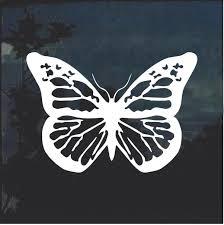 Butterfly Window Decal Sticker A15 Custom Sticker Shop