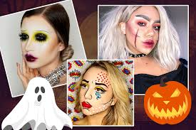 5 super easy makeup looks for halloween