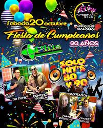 Radio FM Plus - Fiesta de Cumpleaños de FM Plus. Este... | Facebook