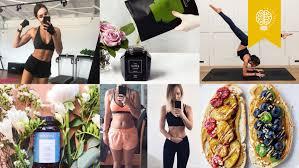 health is the new handbag
