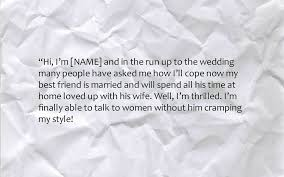 funny best man speeches text image speeches on quotereel