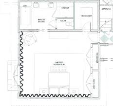 master bedroom additions floor plans