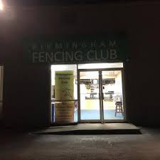 Birmingham Fencing Club Home Facebook