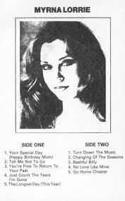 Myrna Lorrie by Myrna Lorrie (Album): Reviews, Ratings, Credits, Song list  - Rate Your Music
