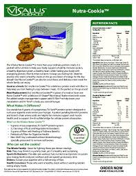 nutra cookie sell sheet zpnxe1gr1y4v