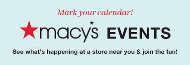 macy s events macy s celebrates