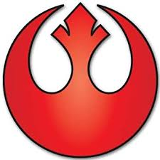 Amazon Com Star Wars Rebel Alliance Vynil Car Sticker Decal Select Size Arts Crafts Sewing