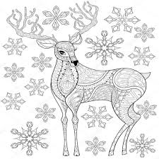 Kleurplaten Kerst Voor Volwassenen Bizconnect Kerstmis