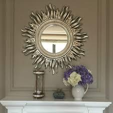 bathroom mirror art designs gold