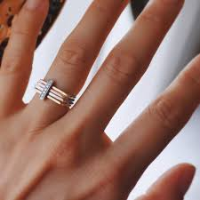 unique wedding bands rings