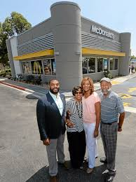 rancho cucamonga mcdonald s celebrating