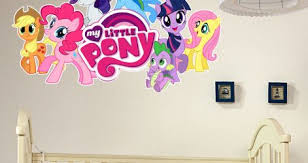 My Little Pony Wall Decals Walmart Amazon Manila Lazada Design Target For Bathroom Uk Vamosrayos