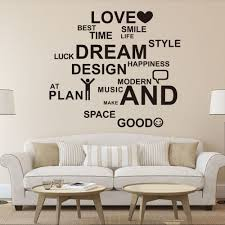 Aw9226 Love Dream Wall Decals Quote Decorations Living Room Sticker Bedroom Wallstickers Kids Room Decoration Home Decor Rooms Home Decor Sticker Wall Art