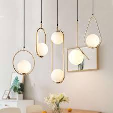 pendant lights glass ball pendant lamp