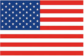 Amazon Com American Flag 3x5 Inch Non Adhesive Window Decals Made In U S A 3 Kitchen Dining